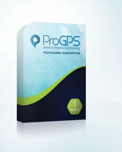ProGPS Professional Subscription